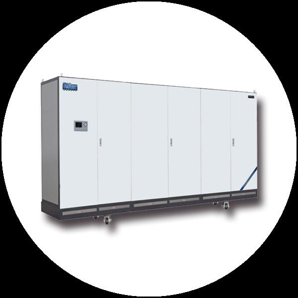 上海2400KW冷凝式燃气模块炉产品